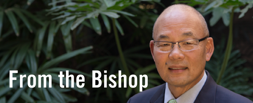 A message from Bishop Bob on the Judicial Council Decision