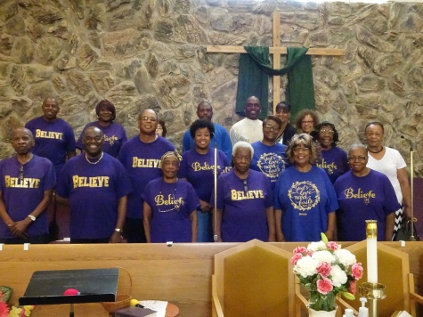 Zion UMC Choir