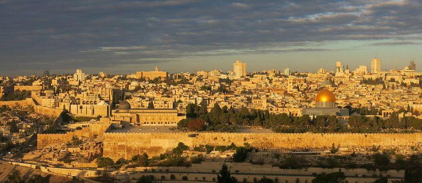 Join a 10-day Pilgrimage Journey into the Holy Land