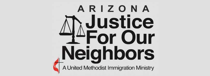 Arizona JFON Volunteer Training and Information Session