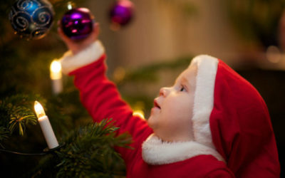 Slowing Down to Enjoy Christmas