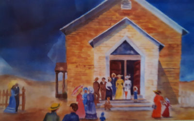 First UMC Safford Celebrates The Past