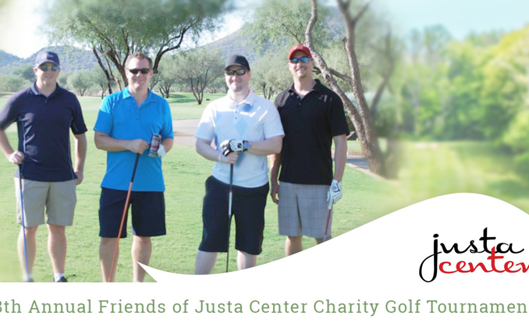 8th Annual Friends of Justa Center Charity Golf Tournament