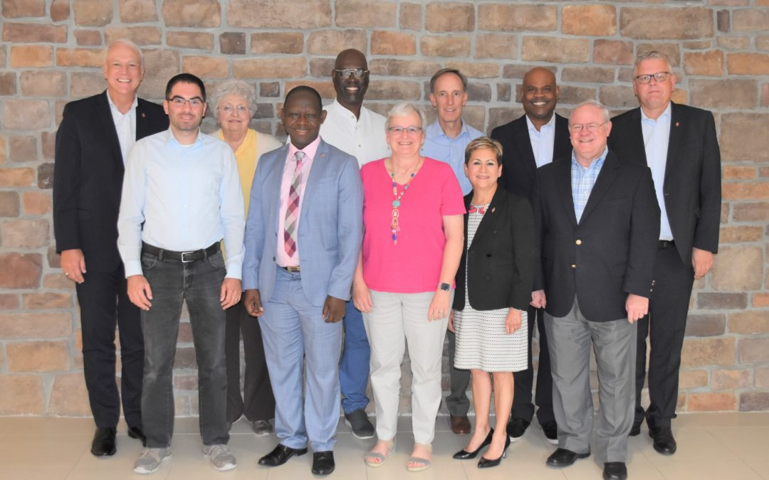 Diverse group of United Methodists explores separation