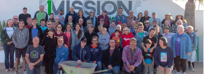 2020 Conference-wide 3-day Mission Trip to Puerto Peñasco, Mexico