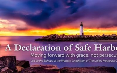 Moving forward with grace not persecution