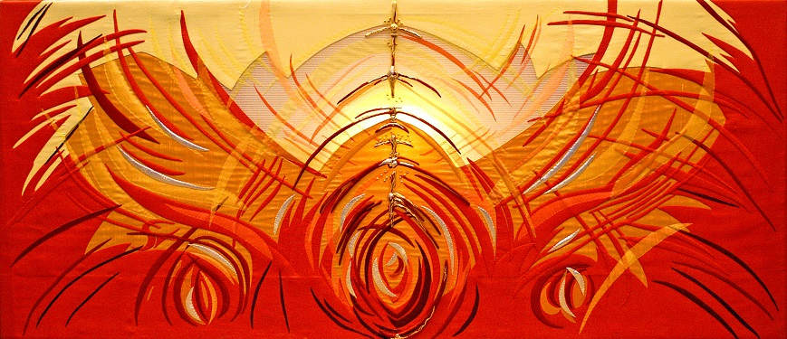 Pentecost, the Spirit is Moving