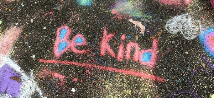 Mark's Musings – Start With Kindness