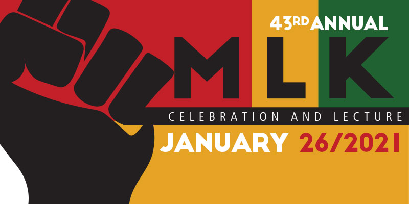 An Invitation to CST's 43rd Annual MLK Event