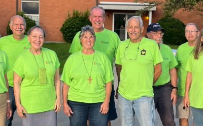 Disaster Response Teams Active in Mission