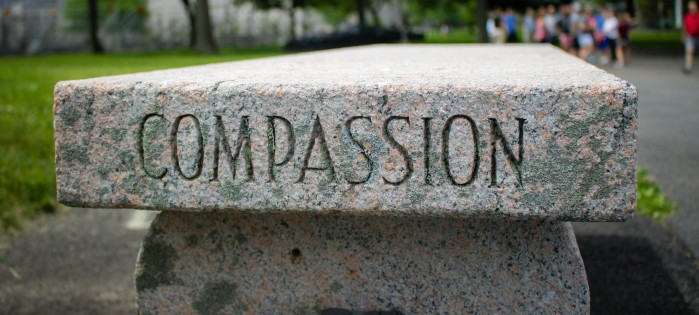 Are We Compassionate People?